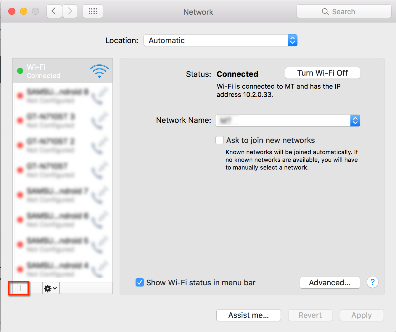 Mikrotik VPN Client - Mac OS X IPSEC - URL Networks