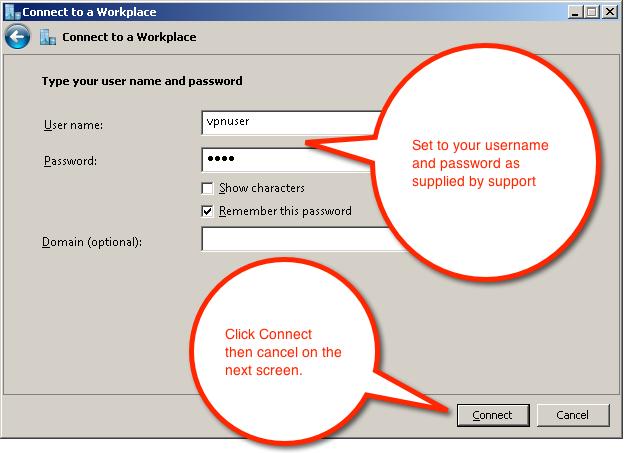 Mikrotik VPN Client - Windows IPSec - URL Networks